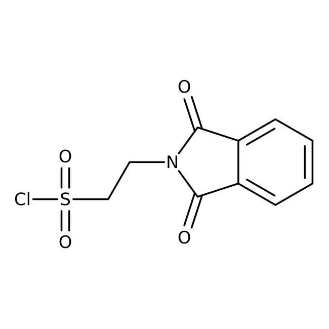 Alfa Aesar™2-(Phthalimido)ethansulfonylchlorid, 97%: Chemicals Produkte