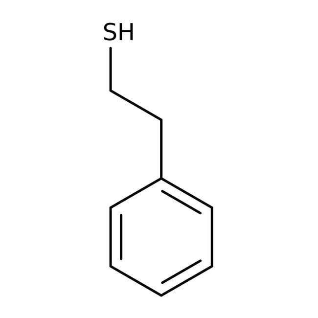 2-Phenylethanethiol, 99%, ACROS Organics™
