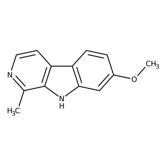 Harmin, 98%, ACROS Organics™ 250mg; Glasflasche Harmin, 98%, ACROS Organics™