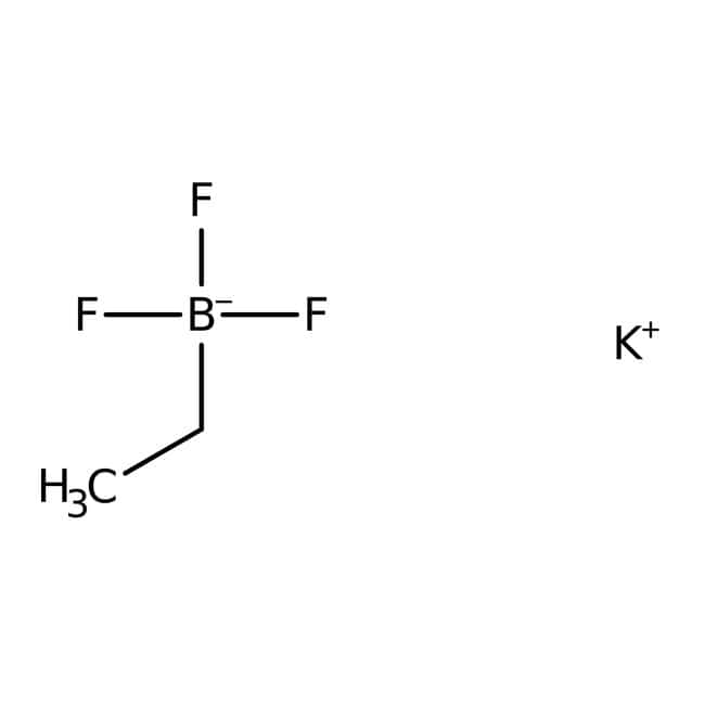 Potassium ethyltrifluoroborate, 97%, ACROS Organics™