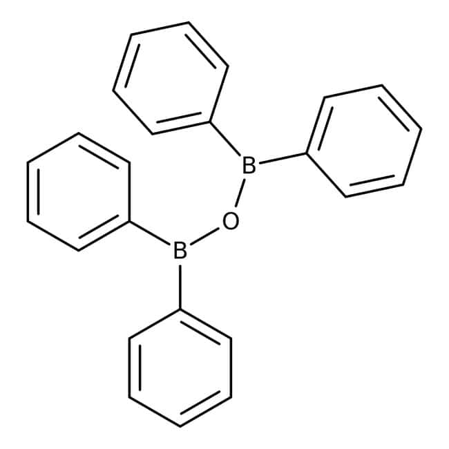 Alfa Aesar™Diphenylborinic anhydride, 95% 1g Alfa Aesar™Diphenylborinic anhydride, 95%