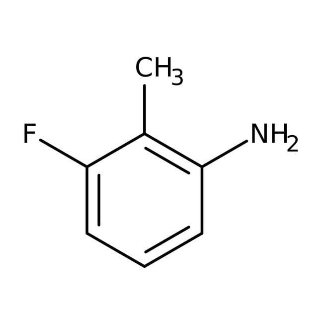 Alfa Aesar™3-Fluoro-2-methylaniline, 98+%