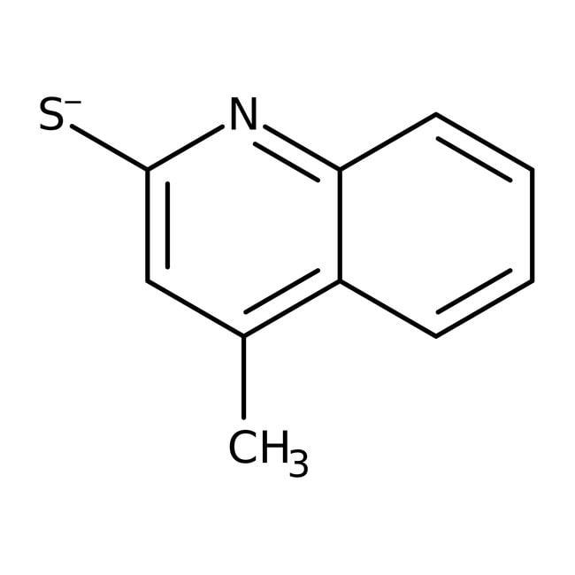 Alfa Aesar™4-Methylchinolin-2-thiol, 96% 1g Alfa Aesar™4-Methylchinolin-2-thiol, 96%