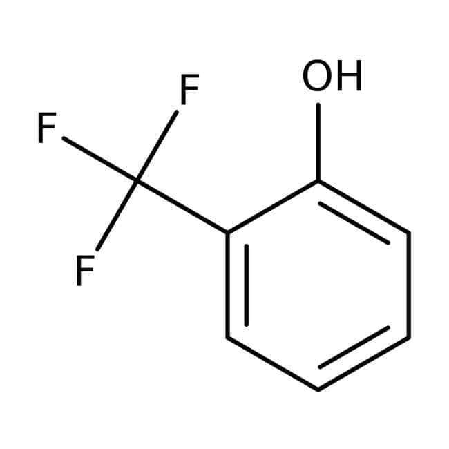 2-(Trifluoromethyl)phenol, 99%, ACROS Organics™