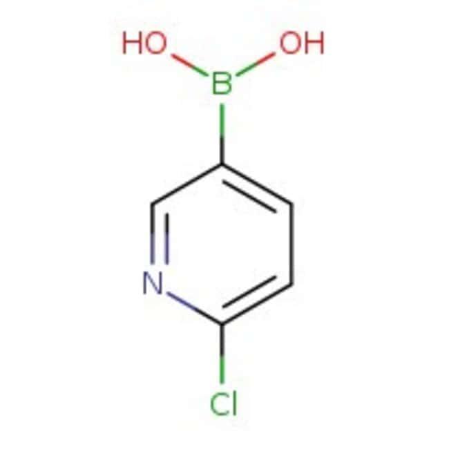 2-Chloro-5-pyridineboronic acid, 97%, Acros Organics
