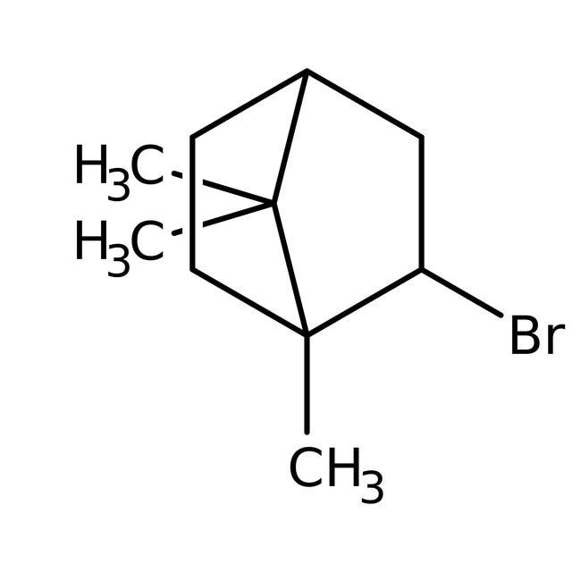 2-Bromobornane, technical, ACROS Organics™ 25g 2-Bromobornane, technical, ACROS Organics™