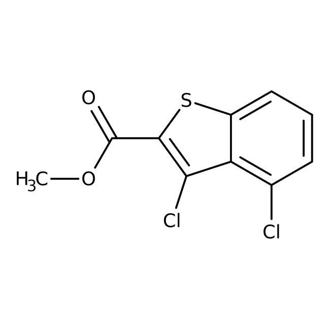 Methyl 3,4-dichlorobenzo[b]thiophene-2-carboxylate, 97%, Alfa Aesar