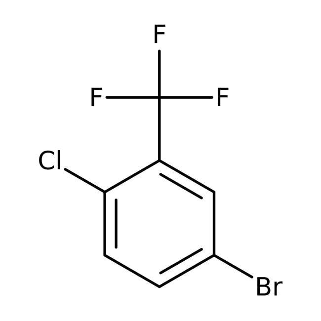5-Bromo-2-chlorobenzotrifluoride, 99%, ACROS Organics™