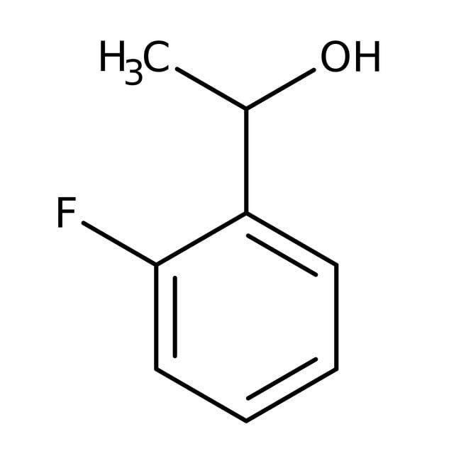 Alfa Aesar™1-(2-fluorophényl)éthanol, 95 % 50g Alfa Aesar™1-(2-fluorophényl)éthanol, 95 %