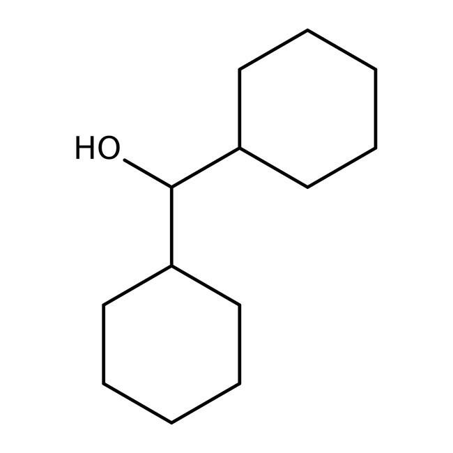 Alfa Aesar™Diciclohexilmetanol, 98% 5g Alfa Aesar™Diciclohexilmetanol, 98%