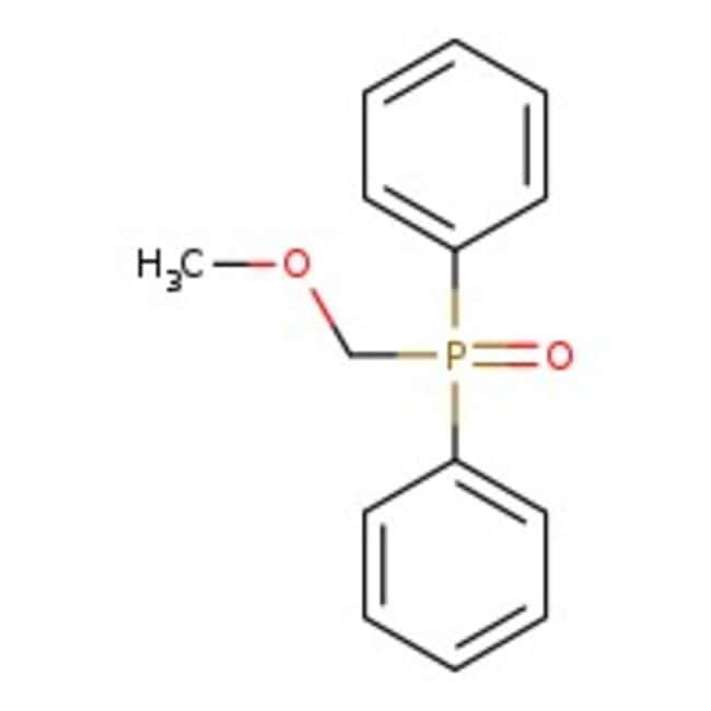 (Methoxymethyl)diphenylphosphine oxide, 98%, ACROS Organics