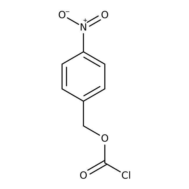 4-Nitrobenzyl chloroformate, 95%, Acros Organics