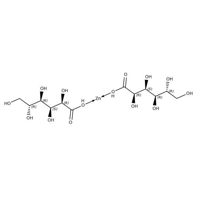 Zinc Gluconate, USP, 97-102%, Spectrum