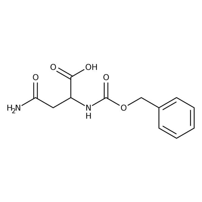 Nalpha-Carbobenzoxy-D-asparagine 99.0 %, TCI America