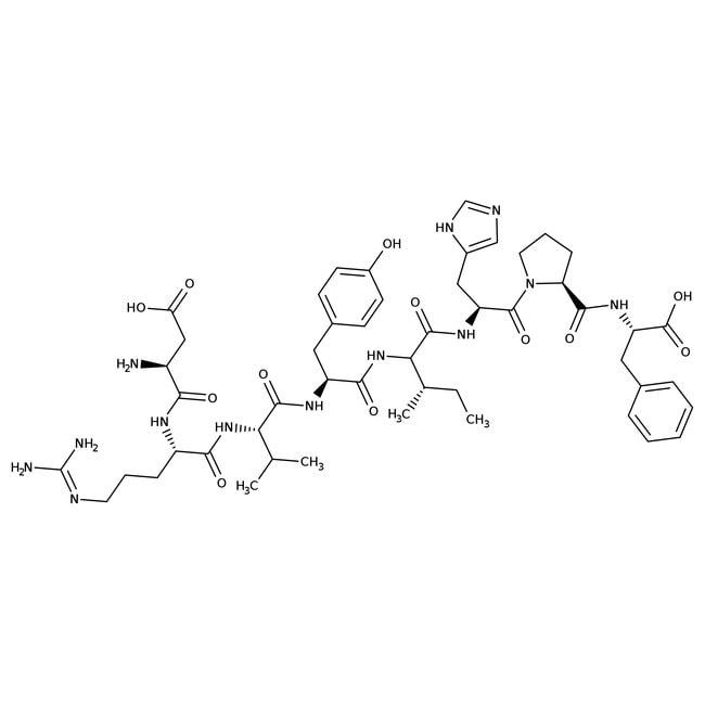 Alfa Aesar™Angiotensin II (human)
