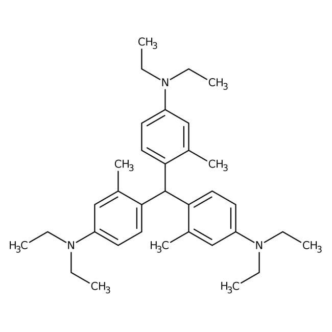 Tris(2-methyl-4-diethylaminophenyl)methane, 93+%, Acros Organics