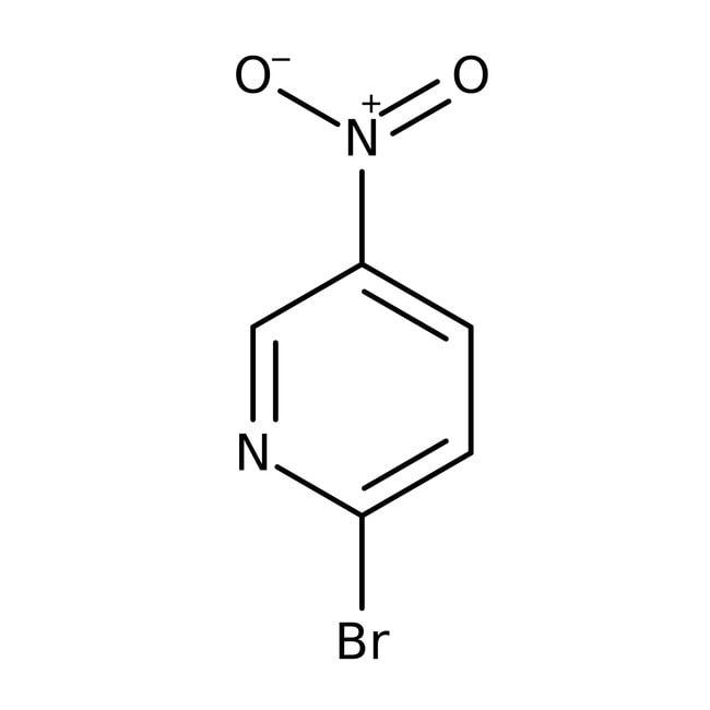 2-Bromo-5-nitropyridine, 98%, ACROS Organics