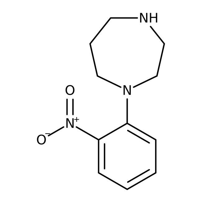 Alfa Aesar™1-(2-Nitrophenyl)homopiperazine, 97% 250mg Alfa Aesar™1-(2-Nitrophenyl)homopiperazine, 97%