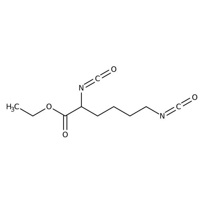 Alfa Aesar™L-Lysine ethyl ester diisocyanate, 97% 5g Alfa Aesar™L-Lysine ethyl ester diisocyanate, 97%