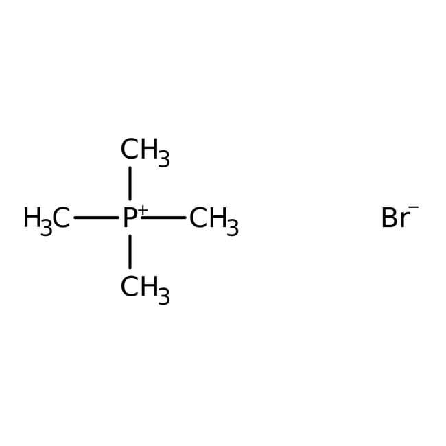 Alfa Aesar  Tetramethylphosphonium bromide, 98%