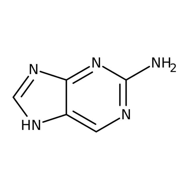 2-Aminopurine, 98%, ACROS Organics™