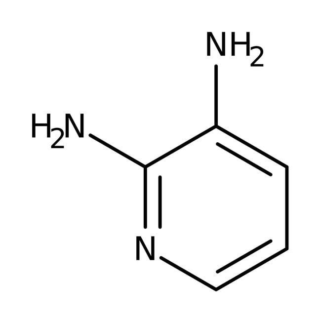 2,3-Diaminopyridine, 98%, ACROS Organics™ 10g, Glass bottle 2,3-Diaminopyridine, 98%, ACROS Organics™