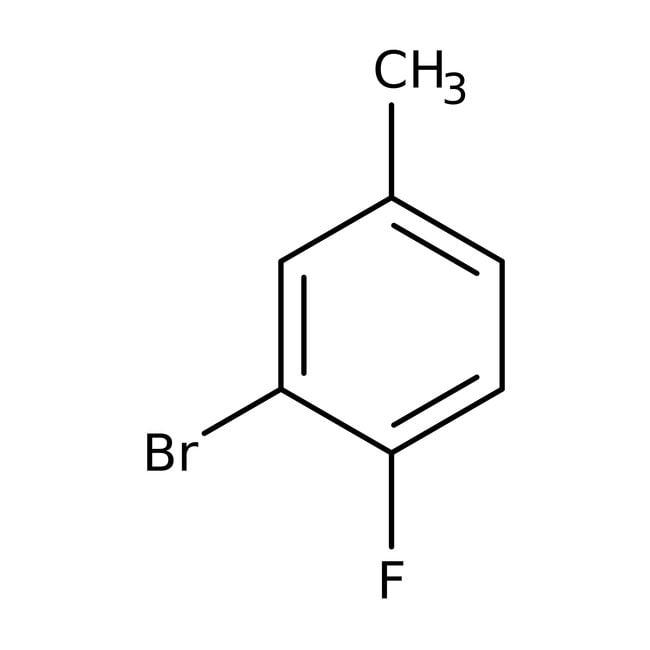 Alfa Aesar  3-Bromo-4-fluorotoluene, 99%