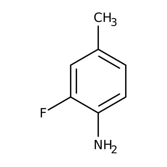 Alfa Aesar  2-Fluoro-4-methylaniline, 99%