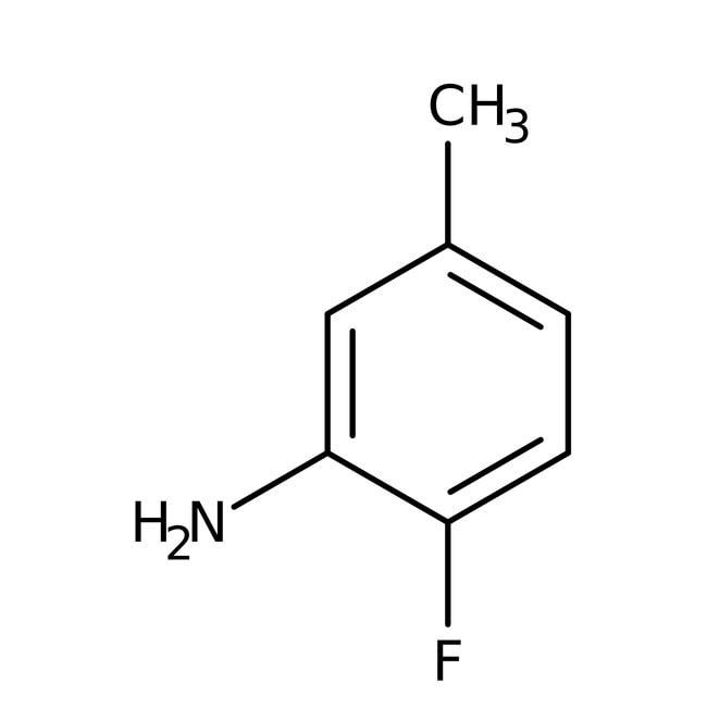 2-Fluoro-5-methylaniline 98.0+%, TCI America™