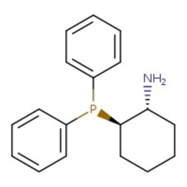 Alfa Aesar™(1R,2R)-(-)-2-(Diphenylphosphino)cyclohexylamine, 97+% 250mg Alfa Aesar™(1R,2R)-(-)-2-(Diphenylphosphino)cyclohexylamine, 97+%
