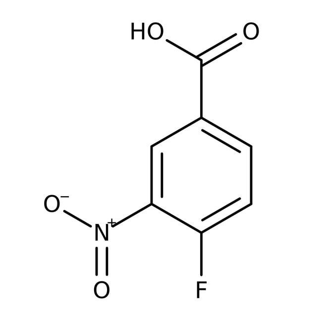 4-Fluoro-3-nitrobenzoic acid, 98%, ACROS Organics™