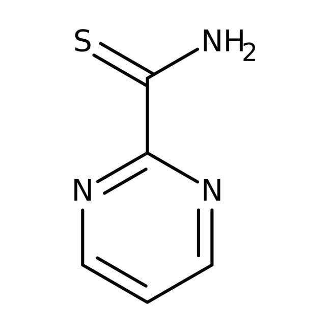 Alfa Aesar™Pyrimidine-2-thiocarboxamide, 97%