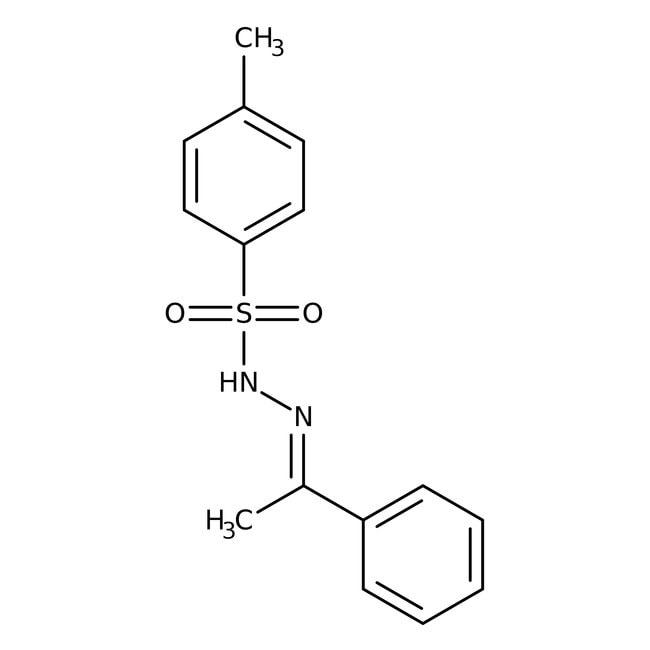 Alfa Aesar™Acetophenone p-toluenesulfonylhydrazone, 98%