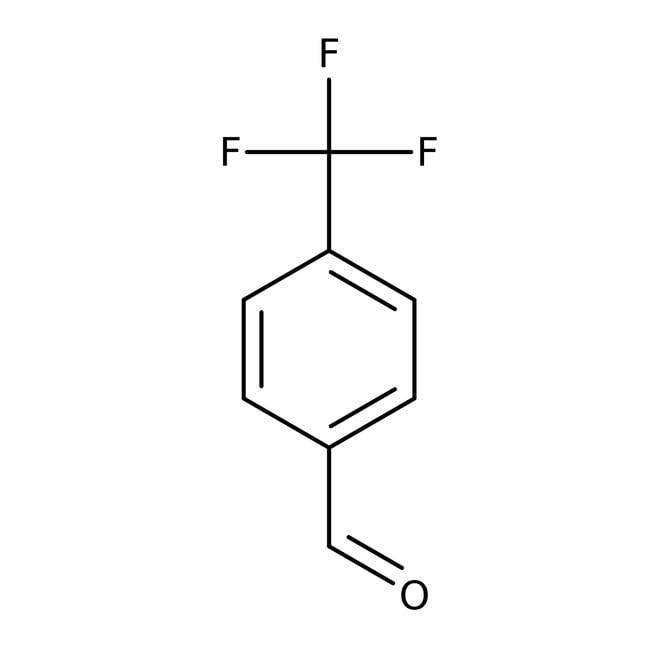 Alfa Aesar  4-(Trifluoromethyl)benzaldehyde, 97%