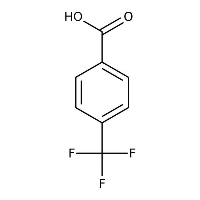 4-(Trifluoromethyl)benzoic acid, 98%, ACROS Organics