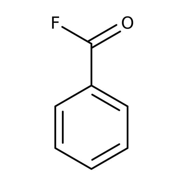 Benzoyl fluoride, 97%, ACROS Organics™ 25g Benzoyl fluoride, 97%, ACROS Organics™