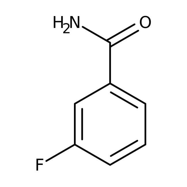 3-Fluorobenzamide, 99%, Acros Organics