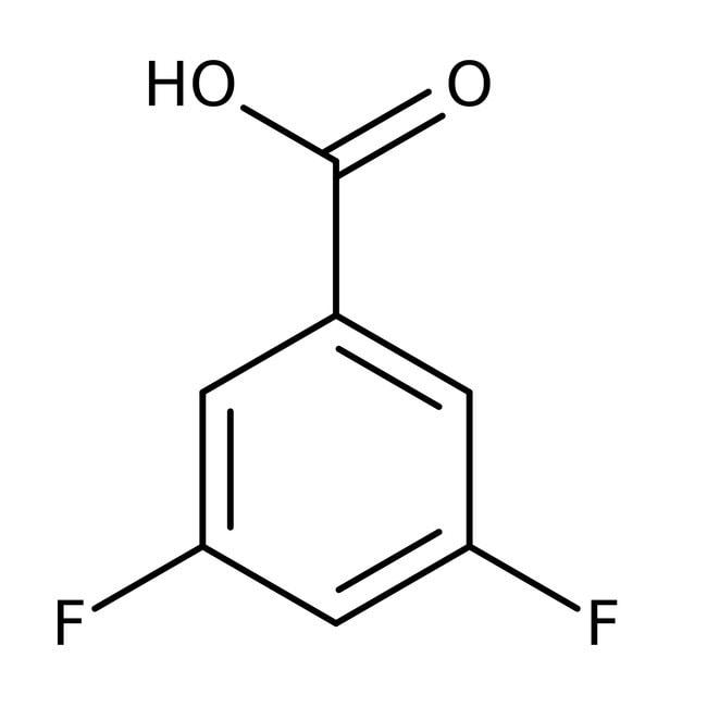 Alfa Aesar  3,5-Difluorobenzoic acid, 97%