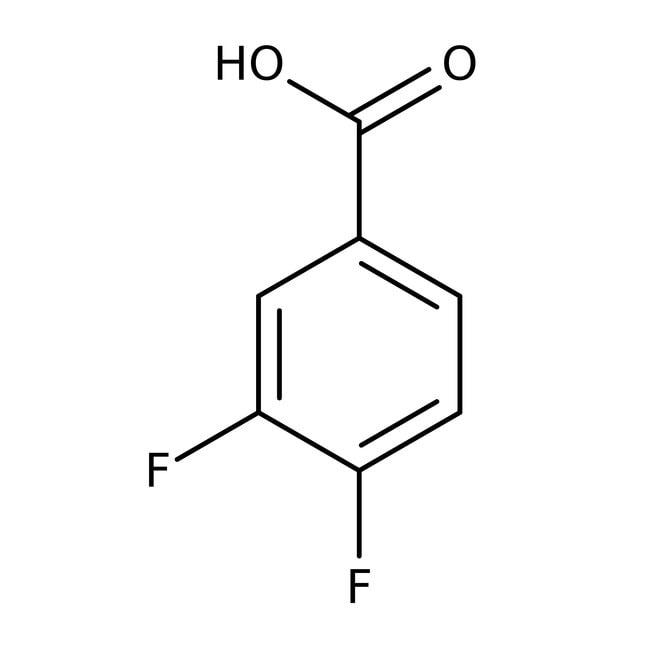 3,4-Difluorobenzoic Acid 98.0+%, TCI America™