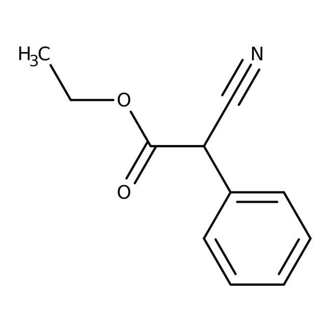 Ethyl phenylcyanoacetate, 97%, ACROS Organics™