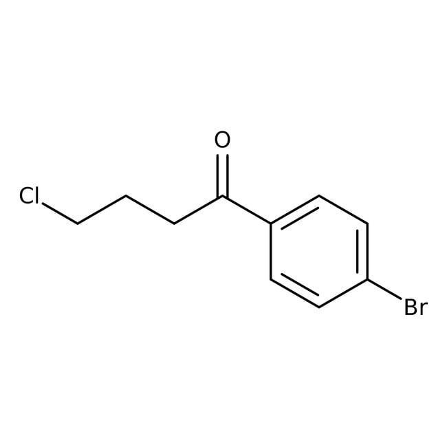 4'-Bromo-4-chlorobutyrophenone, 97%, ACROS Organics™
