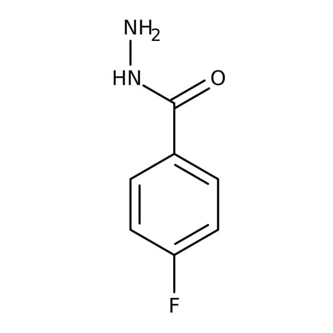 Alfa Aesar™4-Fluorobenzhydrazide, 97%