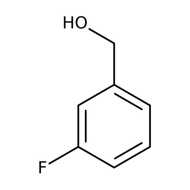 3-Fluorobenzyl alcohol, 98%, ACROS Organics