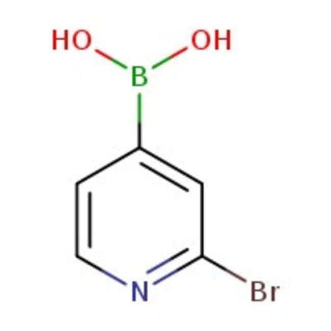 2-Bromopyridine-4-boronic acid, 95%, ACROS Organics™