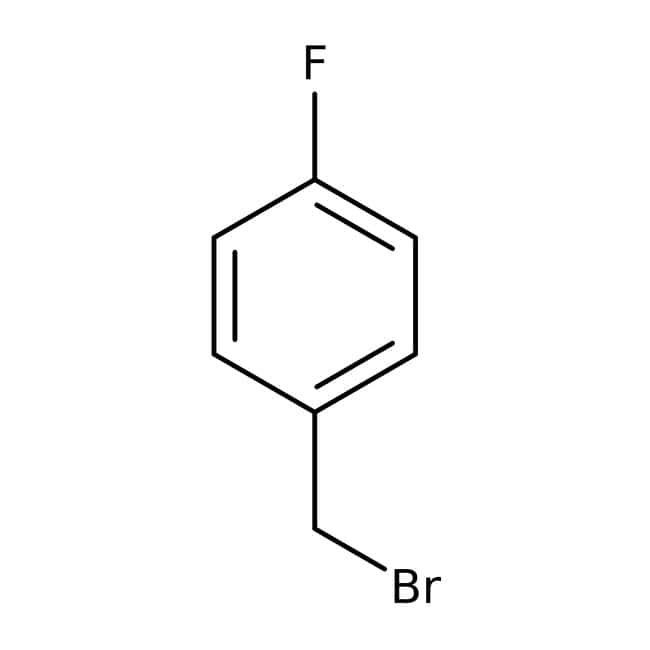 4-Fluorobenzyl bromide, 97%, ACROS Organics™: Benzyl halides Benzene and substituted derivatives