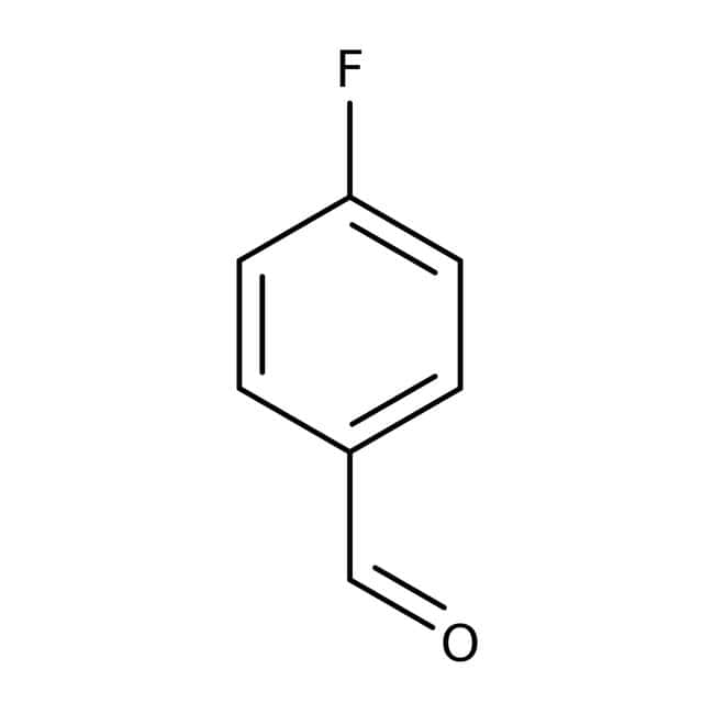 4-Fluorobenzaldehyde, 98+%, Acros Organics