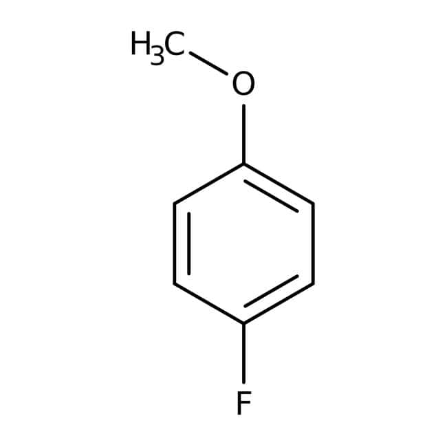 4-Fluoroanisole, 99%, ACROS Organics™