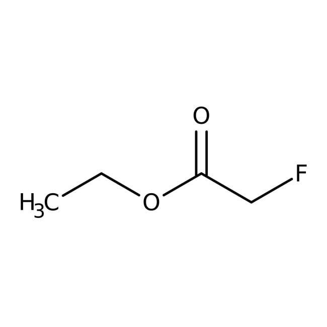 Ethyl fluoroacetate, 97%, ACROS Organics