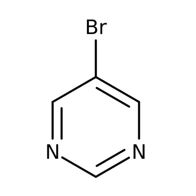 5-Bromopyrimidine, 98%, ACROS Organics™