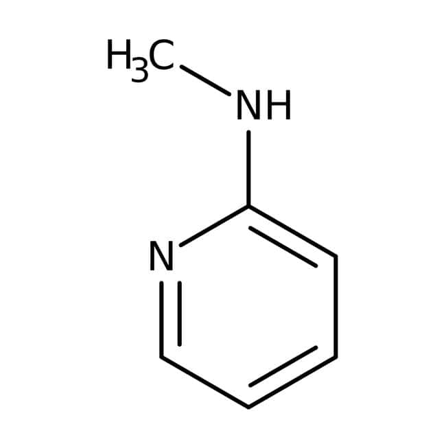 2-Methylaminopyridine, 98%, ACROS Organics